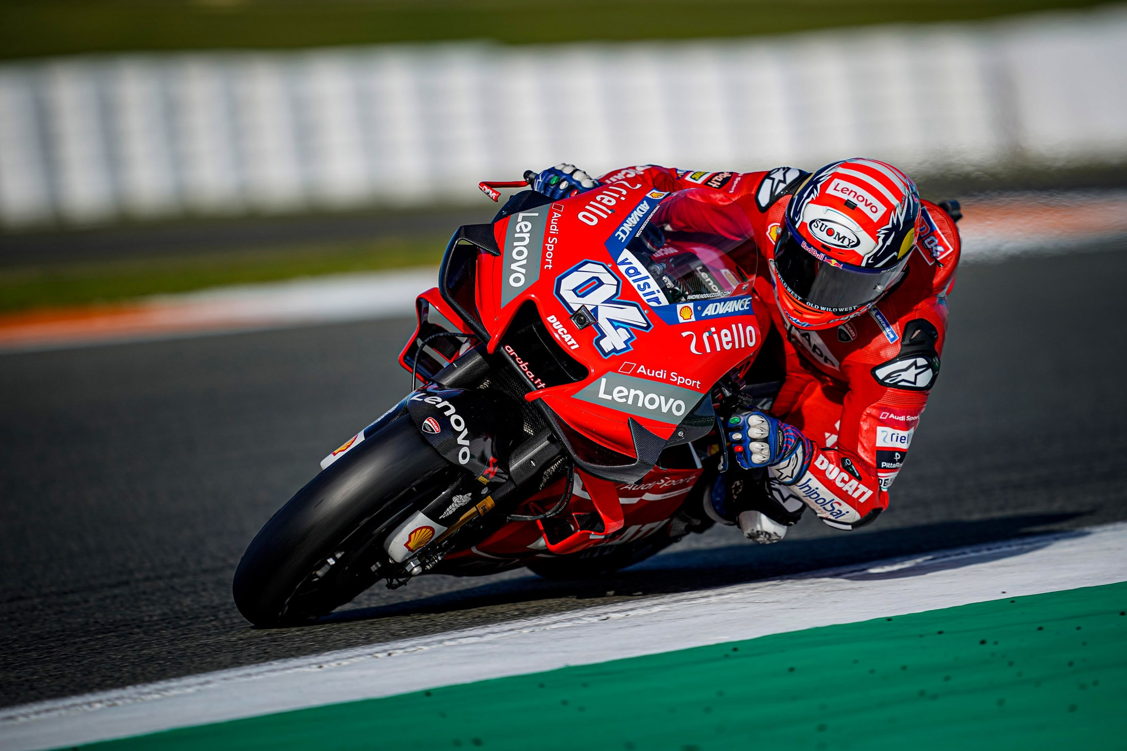 2020 Motogp Testing Conclude At Valencia With Dovizioso 8th Total Motorcycle