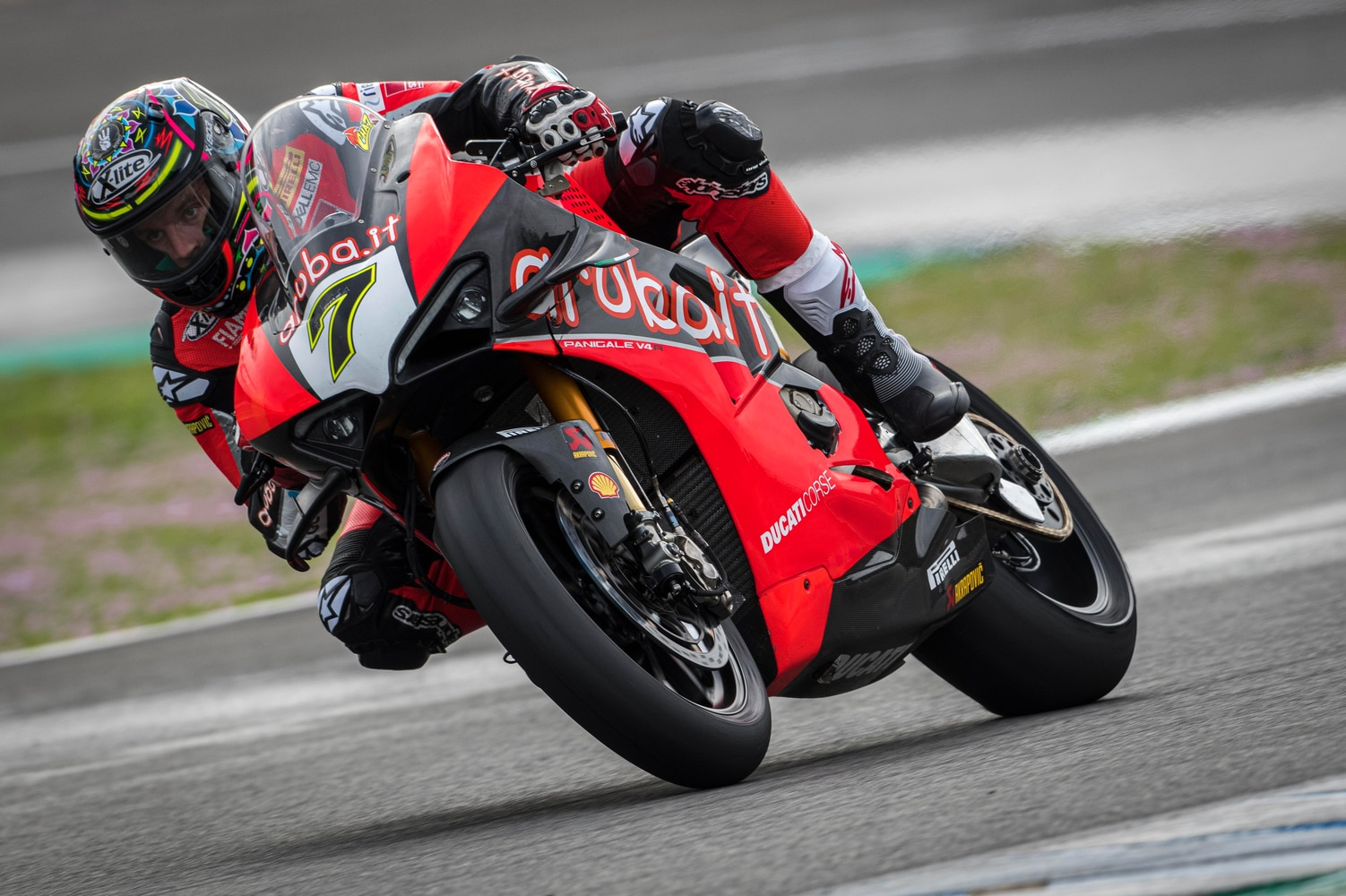 Www Cia Corse Fr two days of testing conclude at jerez de la frontera for